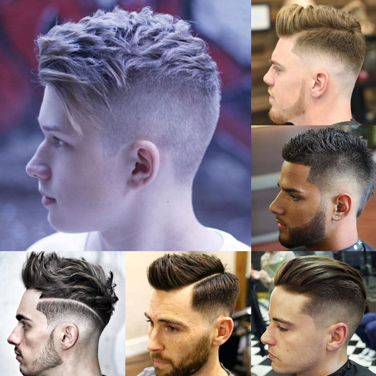 35 New Hairstyles For Men in 2020