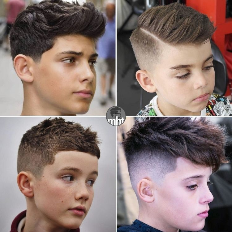 50 Best Boys Haircuts