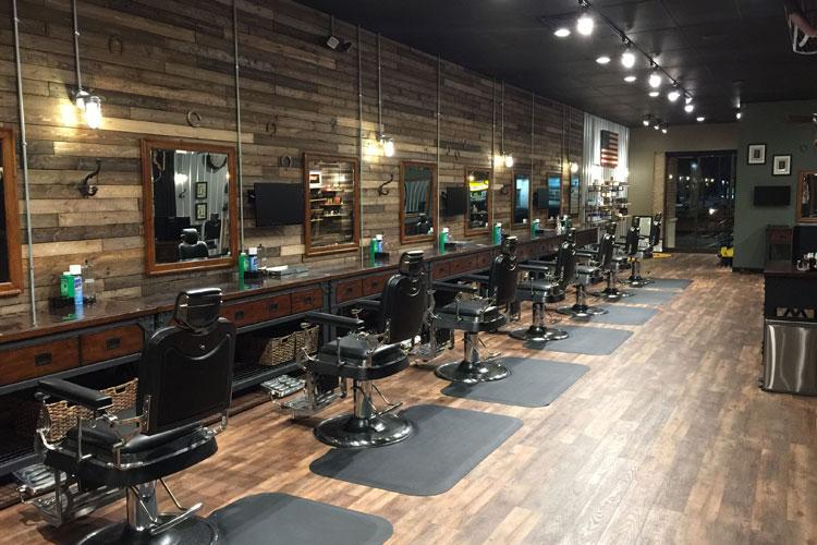 Barber Shop Design Ideas