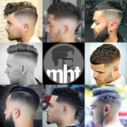 Skin Fade Haircut / Bald Fade Haircut