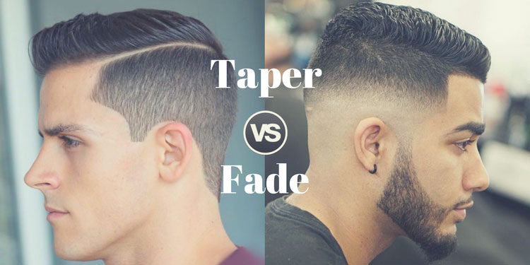 Taper vs Fade – The Difference Between Fade and Taper Haircuts